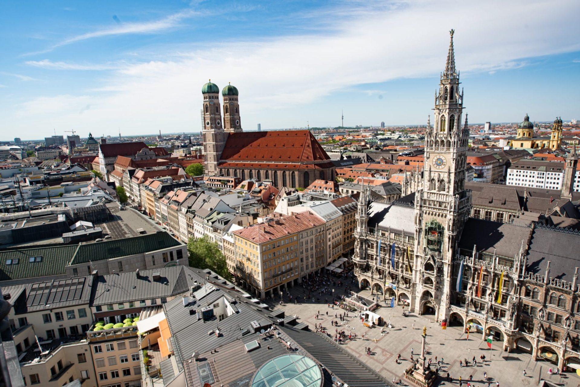 недвижимость Мюнхен