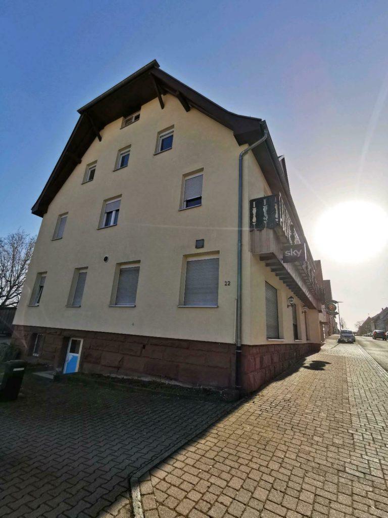 дом на восем семей в германии