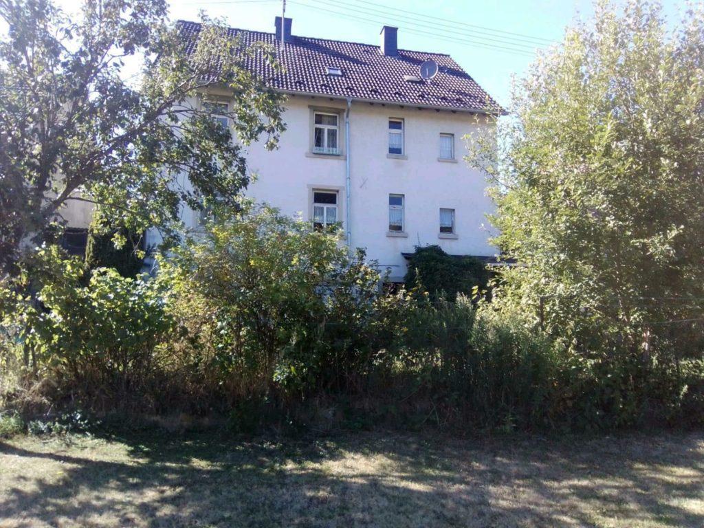 дом село германия