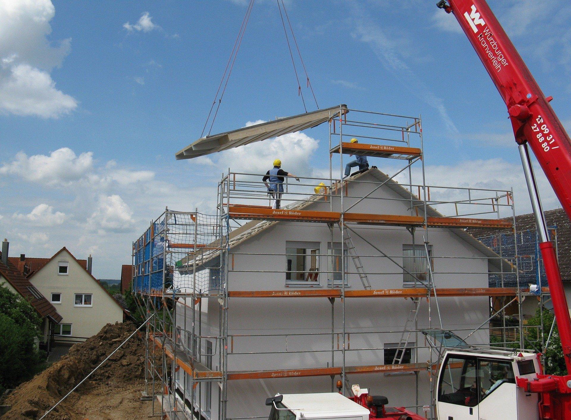 строить дом в германии с ипотекой