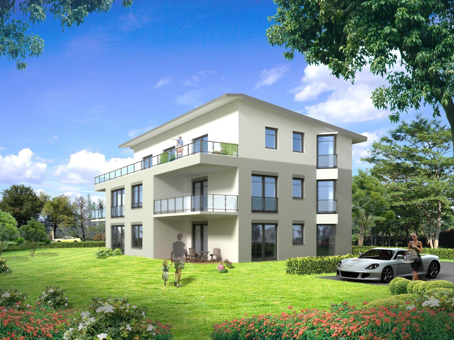стройка дома и разрешения в германии