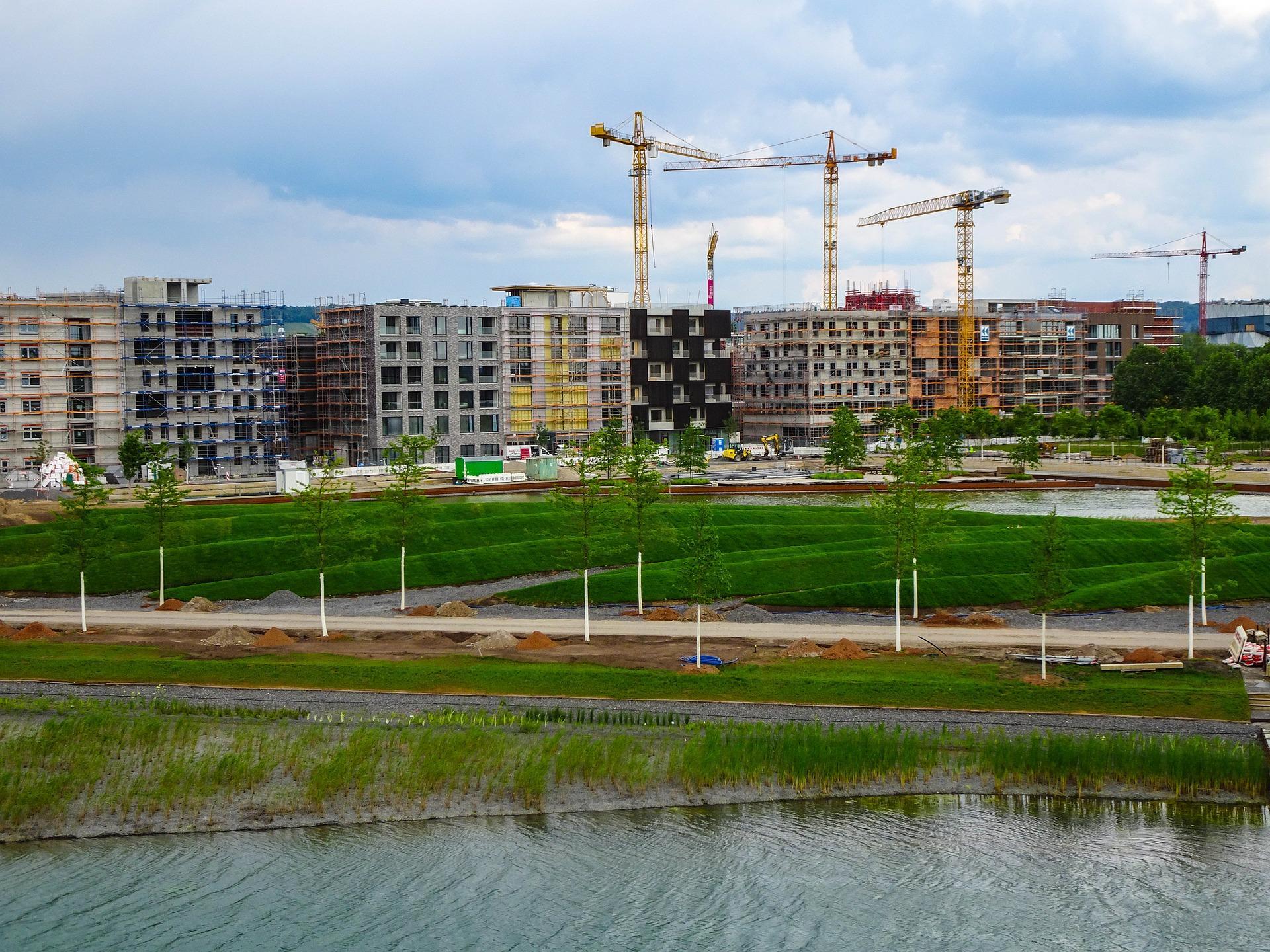 инвестиции в жилье германии растут