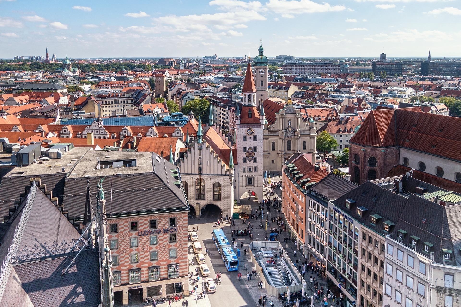 мюнхен и гамбург купить квартиры